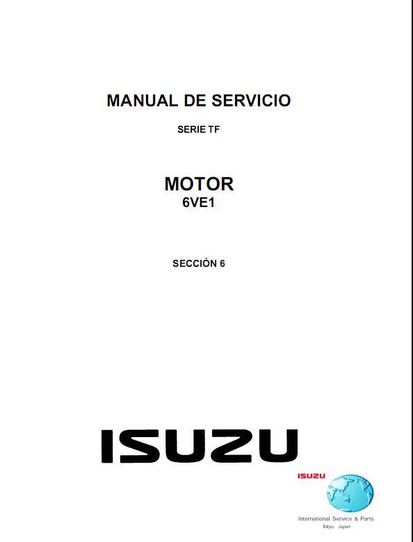isuzu 4ja1  u0026 4jh1 engines  repair  service manual
