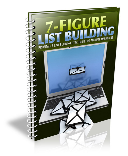 Pay for 7 FIGURE LIST BUILDING, PROFITABLE LIST BUILDING STRATEGIES