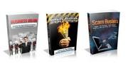 Thumbnail Internet Marketing PLR Package - 3 plr ebooks