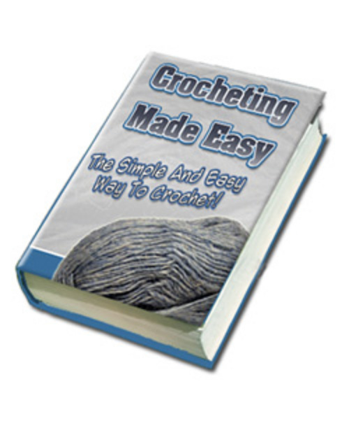 Pay for Crochet PLR package