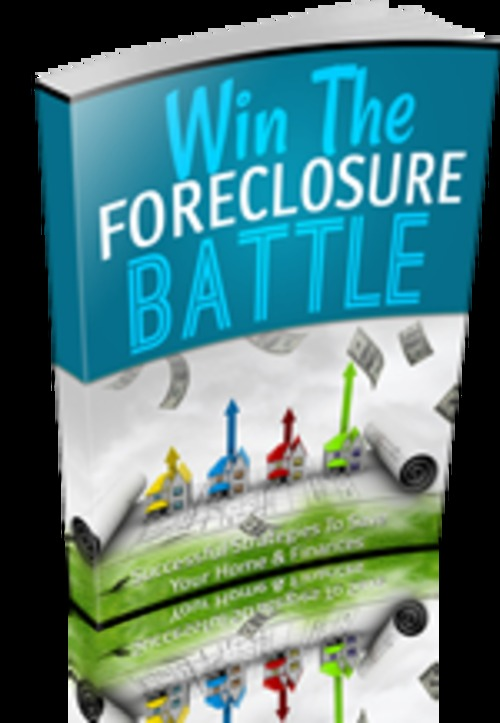 Pay for Win The Foreclosure Battle
