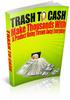 Thumbnail Trash To Cash - PLR