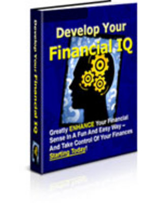 Pay for DEVELOP YOUR FINANCIAL IQ