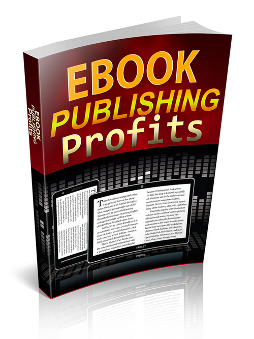 Pay for eBook Publishing Profits - PLR