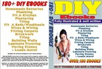 Thumbnail Complete 180+ DIY Ebooks Collection for All Trades