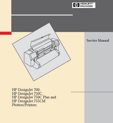hp designjet 700 750c 750c plus 755cm service manual. Black Bedroom Furniture Sets. Home Design Ideas