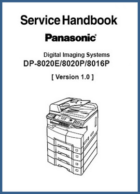 Инструкция Panasonic Dp 8016p - фото 10