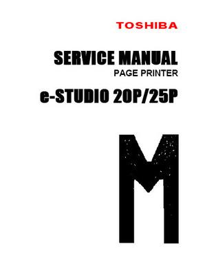 toshiba e studio 20p 25p service manual download manuals te rh tradebit com toshiba e studio 163 service manual free download Toshiba W603 Service Manuals Model