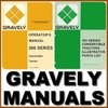Thumbnail Gravely Pro G tractor service manual