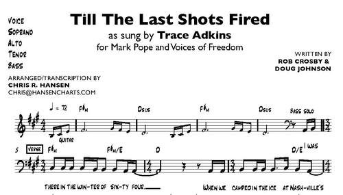 Pay for Till the Last Shots Fired Performance trax