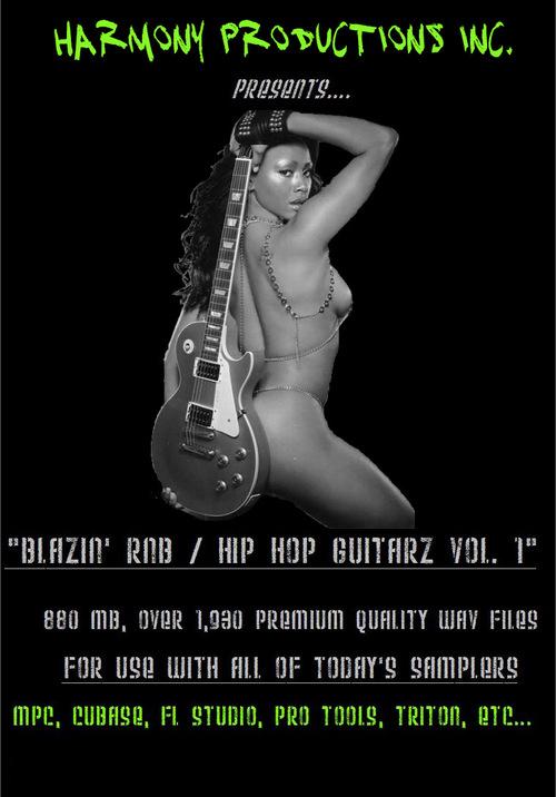 Pay for BLaZiN R&B/HiP HoP GuiTaR LoOpS/SaMpLeS LOOK!