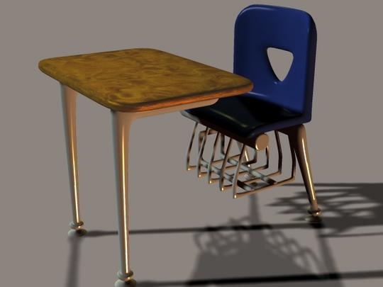 Pay for School  Desk