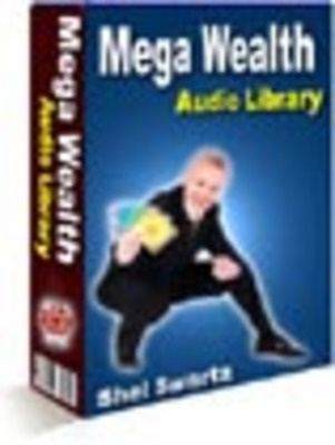 Pay for Mega Wealth Audio Library