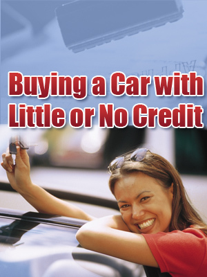 Pay for Buying A Car With Little or No Credit