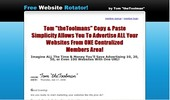 Thumbnail Rotator Membership Script