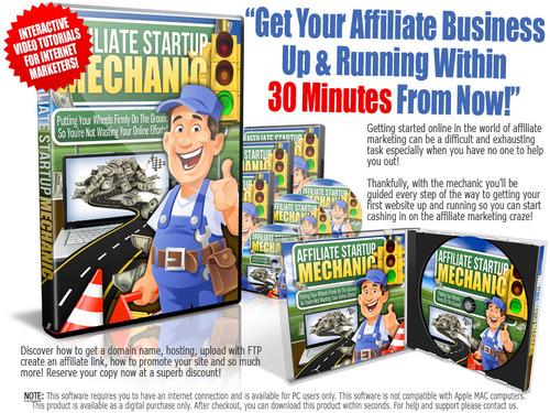 Pay for Affiliate Start Up Mechanics