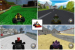 Thumbnail Super Tux Kart Racing PC Game