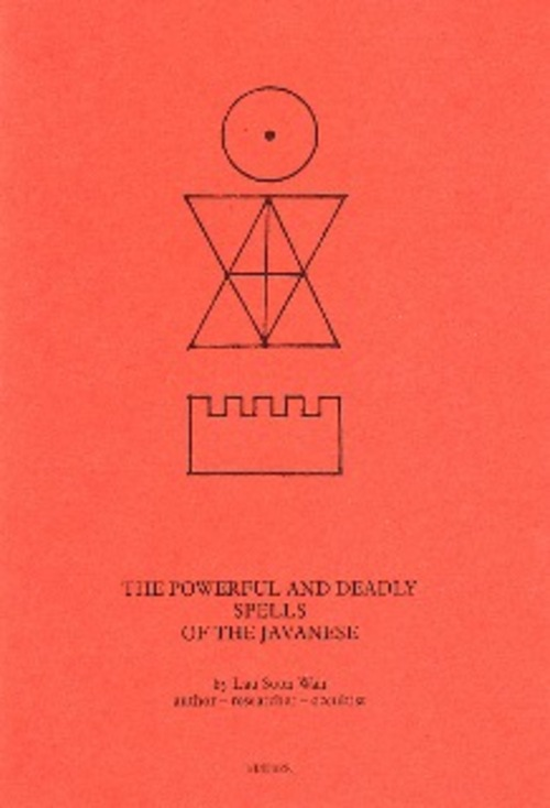 Pay for The Powerful And Deadly Spells of The Javanese Book