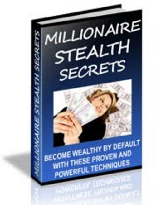 Millionaire forex traders secret report pdf