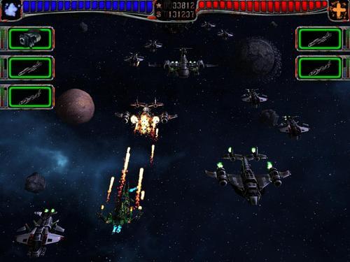 Astromenace Space Shooter Pc Game Tradebit