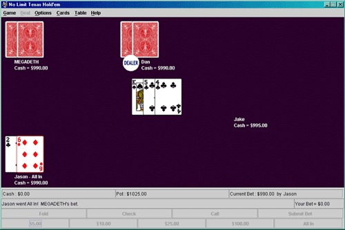 Pay for PokerAPP Poker Game