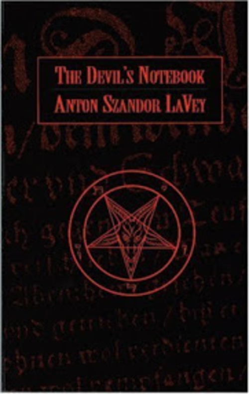 Free The Devil Notebook Download thumbnail