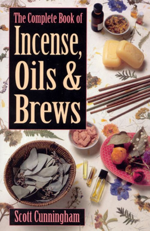 Pay for The Complete Book of Incense, Oils & Brews