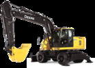 Thumbnail JD 190DW EXCAVATOR WHEELED SERVICE AND REPAIR MANUAL