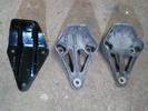 Motorhalter Kadett E Bigblock Stahl C20LET