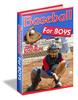 Thumbnail Baseball For Boys