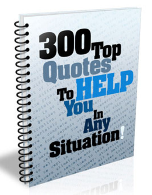 Pay for 300 Best Quotes For A Better Life