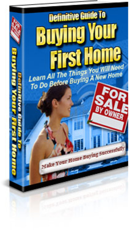 Pay for Purchasing Your First House