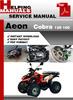 Thumbnail Aeon Cobra 125 180 Service Repair Manual Download