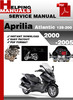 Thumbnail Aprilia Atlantic 125 and 200 2000-2005 Service Repair Manual Download