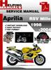 Thumbnail Aprilia RSV Mille 1998-2004 Service Repair Manual Download