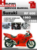 Thumbnail Suzuki RF 600 1993-1999 Service Repair Manual Download