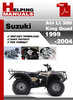 Thumbnail Suzuki ATV LT 300 King Quad 1999-2004 Service Repair Manual Dowload