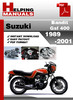 Thumbnail Suzuki Bandit GSF 400 1989-2001 Service Repair Manual Download