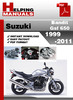Thumbnail Suzuki Bandit GSF 650 1999-2011 Service Repair Manual Download