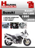 Thumbnail Suzuki Bandit GSF 1200 1990-2009 Service Repair Manual Download
