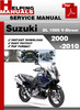 Thumbnail Suzuki DL 1000 V-Strom 2000-2010 Service Repair Manual Download