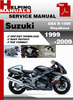 Thumbnail Suzuki GSX R 1300 Hayabusa 1999-2009 Service Repair Manual Dowload