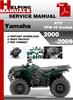 Thumbnail Yamaha ATV YFM 40 Kodiak 2000-2009 Service Repair Manual Download