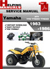 Thumbnail Yamaha ATV YFM YTM200 YTM225 1983-1986 Service Repair Manual Download