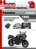 Thumbnail Yamaha FZS600 1996-2003 Service Repair Manual Download