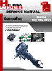 Thumbnail Yamaha Marine 20V 25V 25V2 Service Repair Manual Download