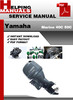 Thumbnail Yamaha Marine 40C 50C Service Repair Manual Download