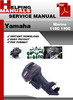 Thumbnail Yamaha Marine 115C 130C Service Repair Manual Download