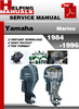 Thumbnail Yamaha Marine 2hp-250hp 1984-1996 Repair Manual Download