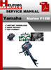 Thumbnail Yamaha Marine F15W Service Repair Manual Download